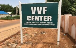 Gesse VVF Center, Birnin-Kebbi, Kebbi State, Nigeria. Photo Credit: Morgan Mickle