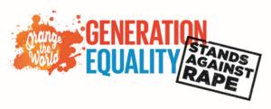 UN logo for the 2019 16 Days of Activism Against Gender-Based Violence Campaign